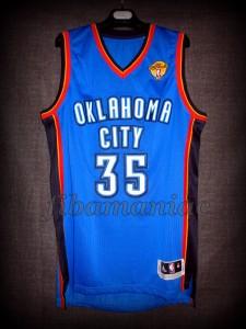 2012 NBA Finals Kevin Durant - Front