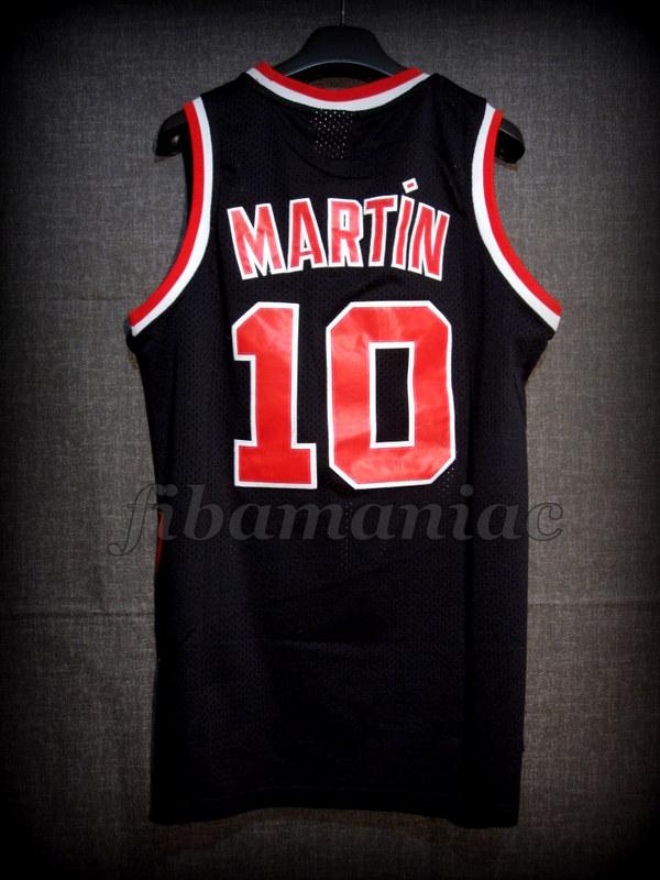 1986/1987 Rookie Season Portland Trail Blazers Fernando Martín ...