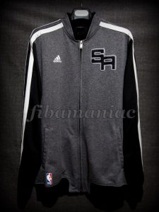 2013 NBA Finals San Antonio Spurs Jacket - Front