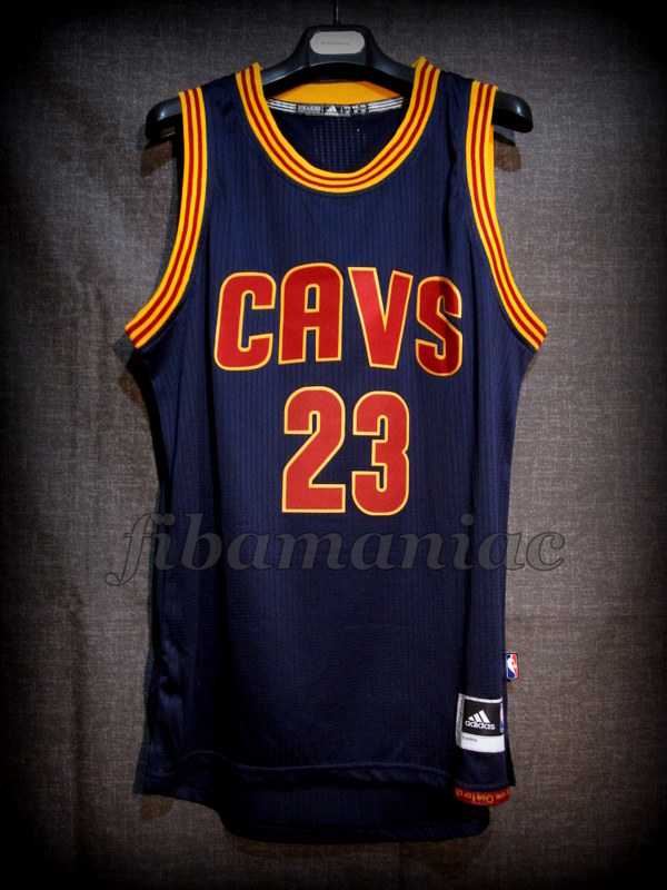 outlet store 63f6f e9307 2016 NBA Finals MVP Cleveland Cavaliers Lebron James Jersey ...