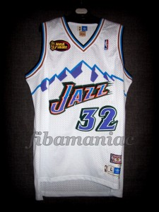1998 NBA Finals Karl Malone - Front