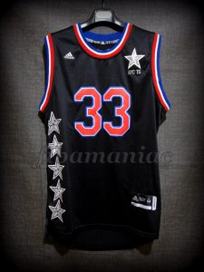 2015 NBA All Star West Marc Gasol Jersey – Front