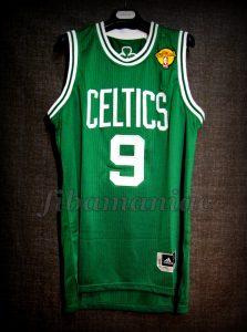 2010 NBA Finals Rajon Rondo Jersey - Front