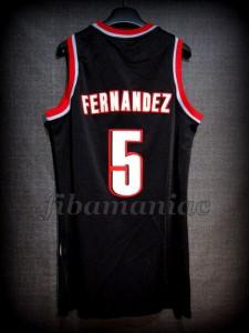 2008/2009 Rudy FernandeS - Back