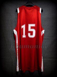2011 U19 World Cup Croatia Dario Saric Jersey Back - MW