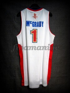 2005 NBA All Star Tracy McGrady Jersey – Back