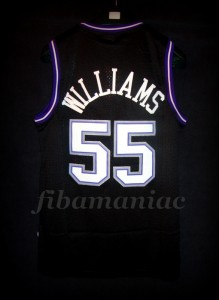 Jason Williams - Back