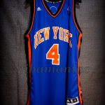 2010/2011 New York Knicks Chauncey Billups Jersey - Front