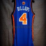 2010/2011 New York Knicks Chauncey Billups Jersey - Back