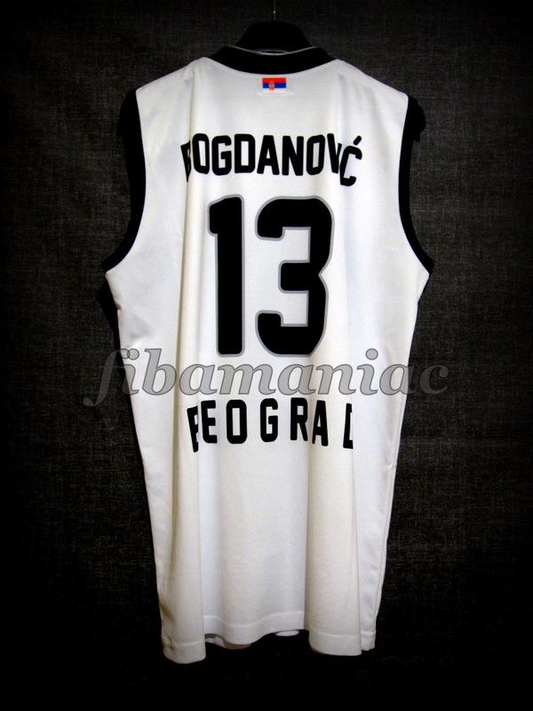 buy popular 5f875 b10f3 2013/2014 Euroleague Rising Star Partizan Belgrade Bogdan ...