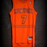 2012 Christmas Day New York Knicks Carmelo Anthony Jersey - Front