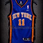 2004/2005 New York Knicks Jamal Crawford Jersey - Front