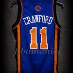 2004/2005 New York Knicks Jamal Crawford Jersey - Back