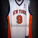And finally the Knicks Legend ...