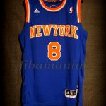 2013 NBA Sixth Man of the Year New York Knicks JR Smith Jersey - Front