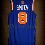2013 NBA Sixth Man of the Year New York Knicks JR Smith Jersey - Back