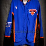 1996/1997 50th NBA Anniversary New York Knicks Jacket - Front