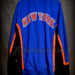 1996/1997 50th NBA Anniversary New York Knicks Jacket - Back