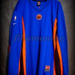 Early 2000's New York Knicks Jacket - Front