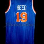 1973 NBA Finals MVP New York Knicks Willis Reed Jersey - Back