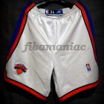 Early 2000's New York Knicks Home Shorts