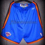 Early 2000's New York Knicks Road Shorts