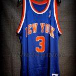 1994 NBA Finals New York Knicks John Starks Jersey - Front