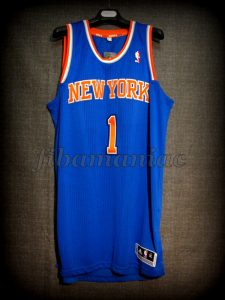 2012/2013 NBA New York Knicks Amare Stoudemire Jersey - Front