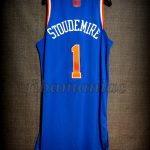 2012/2013 New York Knicks Amare Stoudemire Jersey - Back