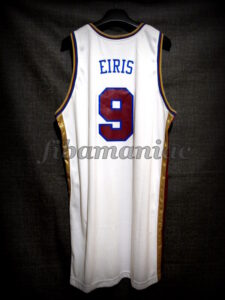 2006/2007 NBA D-League Austin Toros Game Jersey Back – Issued