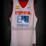 2015 Eurobasket Spain Training Jersey Front - MW