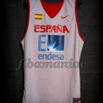 2015 Eurobasket Spain Training Jersey Front - MW