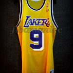 1998 NBA All Star Los Angeles Lakers Nick Van Exel Jersey - Front