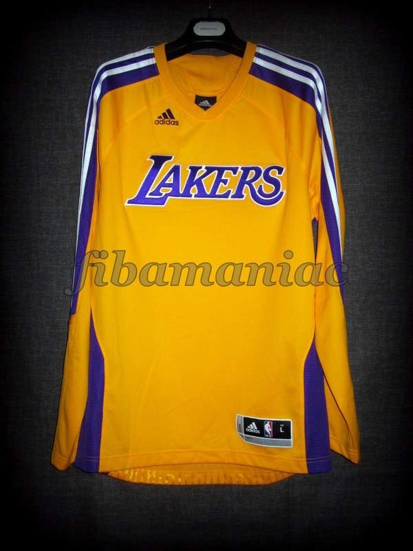 45e5870b0c1a 2010 NBA Europe Games Los Angeles Lakers Warm Up – FibaManiac