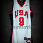 Los Angeles 1984 Olympic Games USA Basketball Michael Jordan Jersey - Front