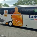 Official buses of Spain & Italy