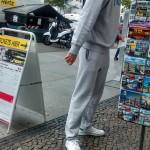 As anecdote I ran into Nicolo Melli in Brandenburg Gate