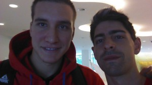 A new day. A new opportunity ... Bogdan Bogdanovic. I already have got a jersey signed by him in the 2015 Euroleague Final Four.