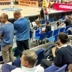 A kid with Danilovic's jersey. Too young to be completely conscious of that hehe