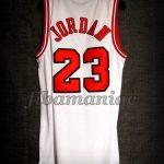 1998 NBA All Star MVP Chicago Bulls Michael Jordan Jersey - Back
