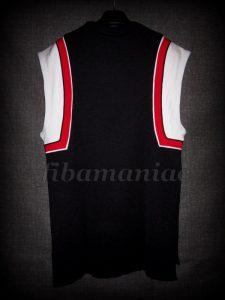 1998 NBA All Star MVP Chicago Bulls Michael Jordan Warm Up - Back