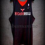 1998/2000 Chicago Bulls Toni Kukoc Practice Jersey - Reverse