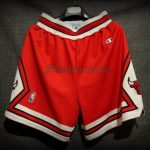 90's Chicago Bulls shorts