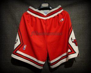 1985 Rookie of the Year Chicago Bulls Michael Jordan Shorts