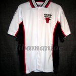 90's Chicago Bulls Warm Up - Front