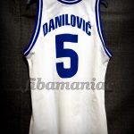 1999 Eurobasket Predrag Danilovic Jersey - Back