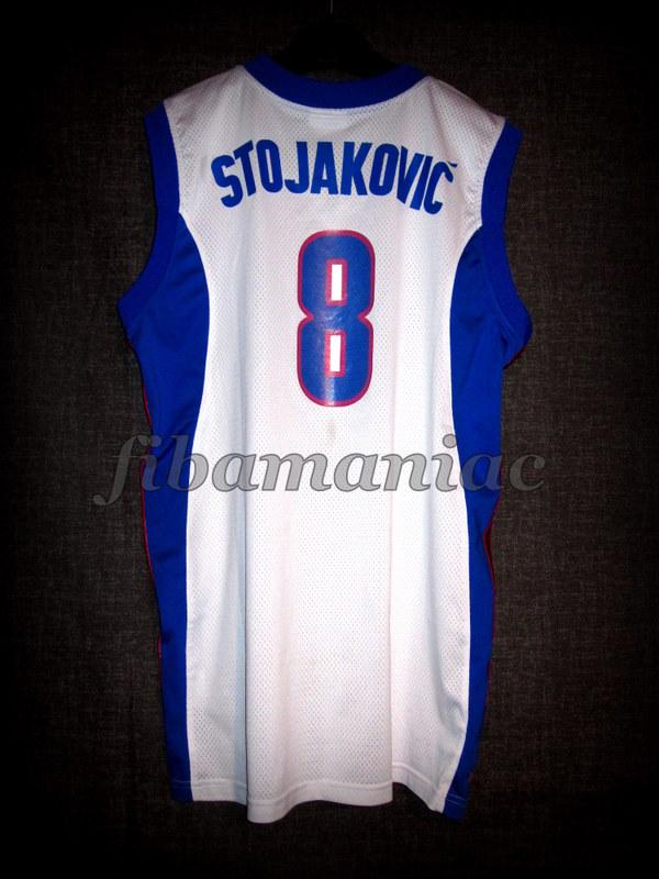 4686571d1 2005 Pre-Eurobasket Yugoslavia Predrag