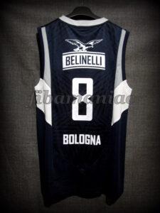 2010 LEGA Special Edition Fortitudo Bologna Marco Belinelli Jersey - Back