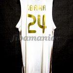 2011/2012 NBA Lockout Season Real Madrid Serge Ibaka Jersey - Back