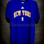2009/2010 New York Knicks Sergio Rodríguez Casual T-Shirt - Front